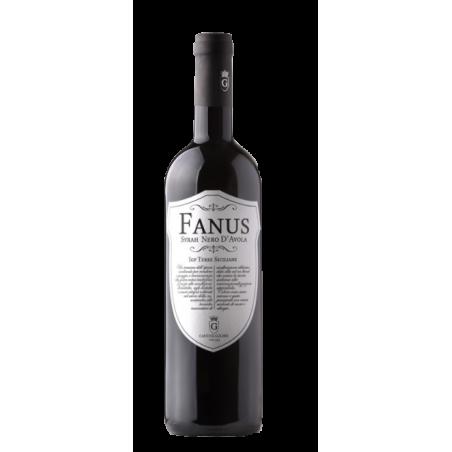 FANUS SYRAH/NERO AVOLA IGP CL.75