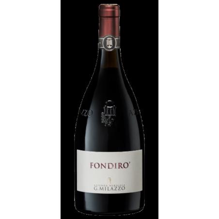 MILAZZO FONDIRO' ROSSO CL.75