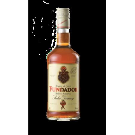 BRANDY FUNDADOR SOLERA CL.70