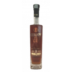 RUM CUBANEY 21 YEARS CL.70