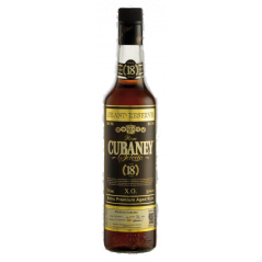 RUM CUBANEY 18 YEARS CL.70