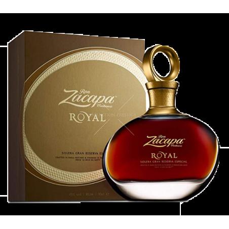 RUM ZACAPA CENTENARIO ROYAL CL.70