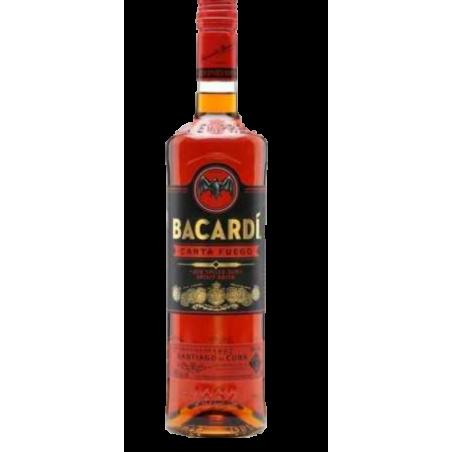 RUM BACARDI FUEGO CL.100