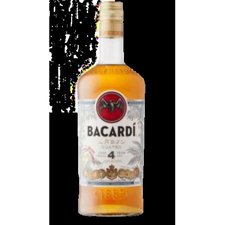 BACARDI CUATRO CL.70