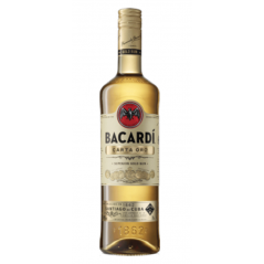 RUM BACARDI GOLD CARTA ORO CL.100