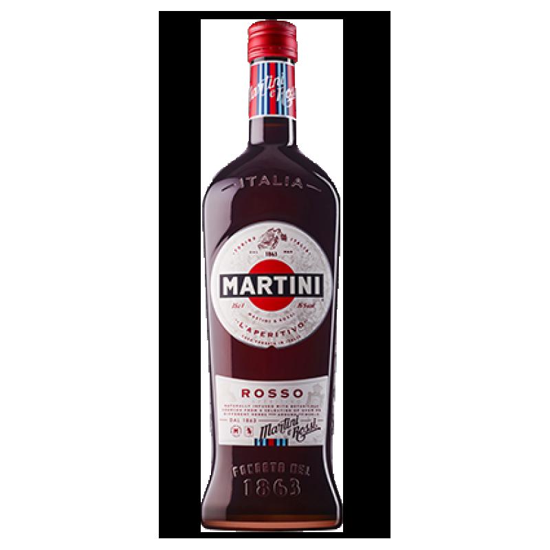 MARTINI VERMOUTH ROSSO CL.100